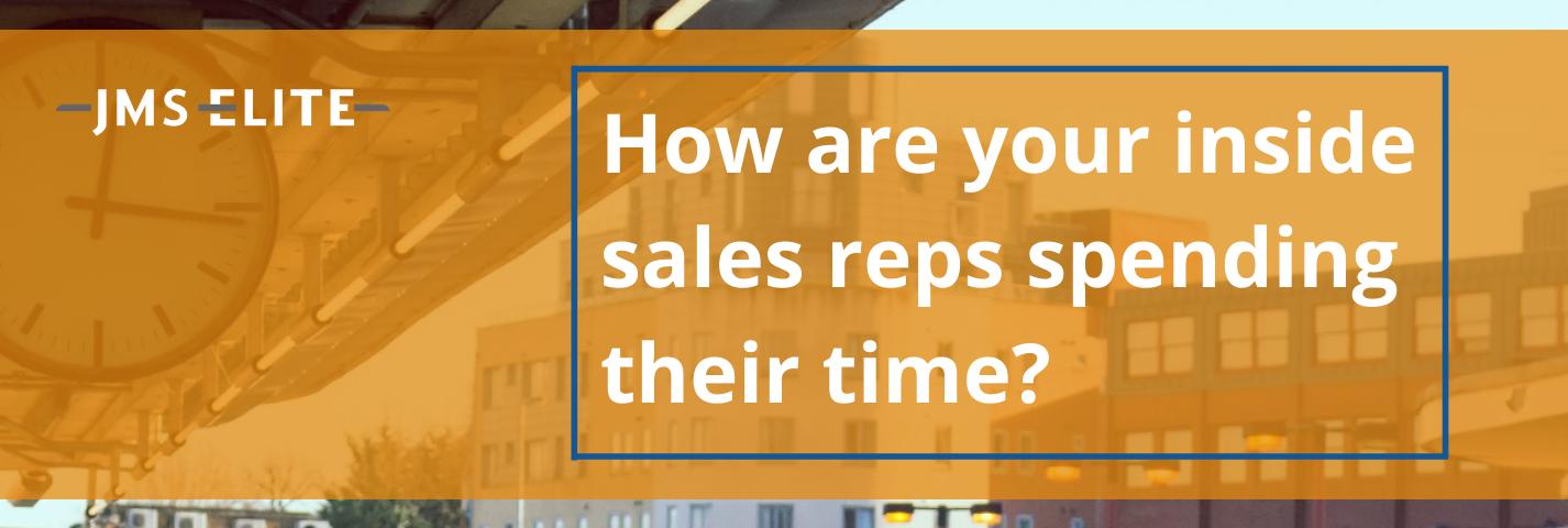 inside sales reps